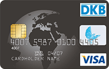 DKB Cash Visa Card