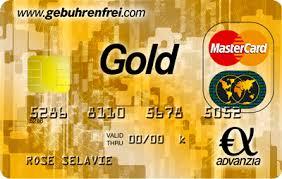 Advanzia Gold